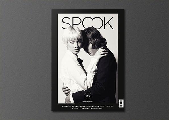 Confetti Studio Spook Magazine 6